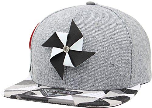 Sujii PINWHEEL Casquette de Baseball Chapeau de Golf Baseball Cap Golf Hat Trucker Hat Snapback Hat