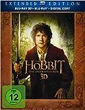 Der Hobbit - Eine unerwartete Reise - Extended Edition [3D Blu-ray]