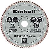 Einhell 4301178 Lame Turbo 300 x 25,4 mm