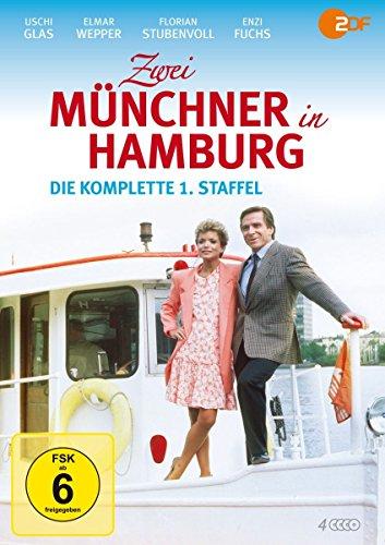 Bild von Zwei Münchner in Hamburg - Die komplette 1. Staffel (4 DVDs)