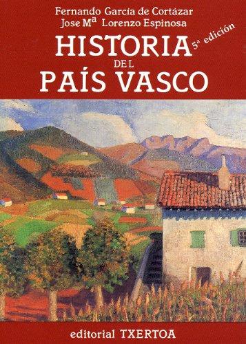Descargar Libro Historia del pais Vasco (cortazar) (Ipar Haizea) de Fernando Garcia Cortazar