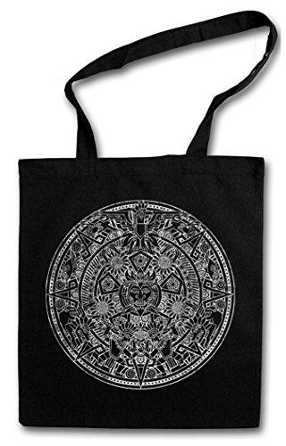 AZTEC MANDALA Shopper Reusable Hipster Shopping Cotton Bag Einkauftasche Einkaufstasche Tasche Stoff...