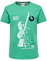 Lego Wear Jungen T-Shirt Lego Boy Ninjago Teo 502 - T-shirt