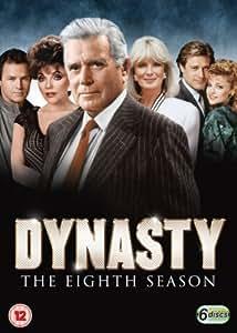 Dynasty Season 8 [DVD] [1987]