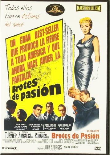 Brotes De Pasion (Dvd Import) (2008) Lana Turner; George Hamilton; Jason Robar