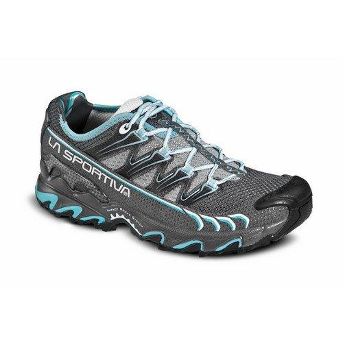 La Sportiva Ultra Raptor W'S - Scarpa Outdoor/Trail Running Donna - Col. Grey/Ice Blue (39,5)