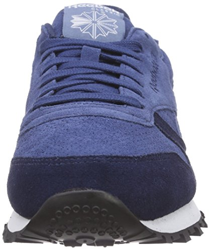 Reebok Classic Leather MP, Sneakers Basses Hommes Bleu - Blau (Batik Blue/Faux Indigo/Blue Slate/White/Black)