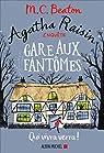 Agatha Raisin enquête, tome 14 : Gare aux fantômes : Qui vivra verra ! par Beaton