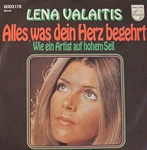 Alles, was dein Herz begehrt / Vinyl single [Vinyl-Single 7'']