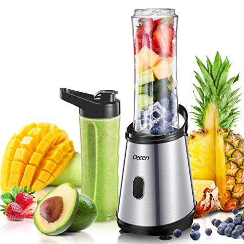 Mini Blender, Decen Blender à Smoothie, Mixeur...
