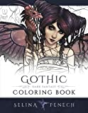 Gothic - Dark Fantasy Coloring Book: Volume 6 (Fantasy Art Coloring by Selina)