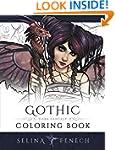 Gothic - Dark Fantasy Coloring Book:...