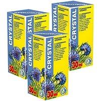 Crystal Phyto Konzentrat - Pack von 3-21 Tage Kurs - Natürliche Pflanzenextrakte Komplex - Effektive Behandlung... preisvergleich bei billige-tabletten.eu
