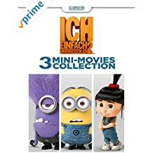 Ich Einfach unverbesserlich 2:  3 Mini-Movies Collection [dt./OV]