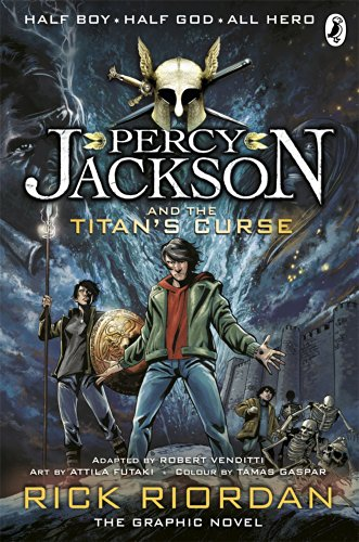 Percy Jackson and the Titan's curse : the graphic novel