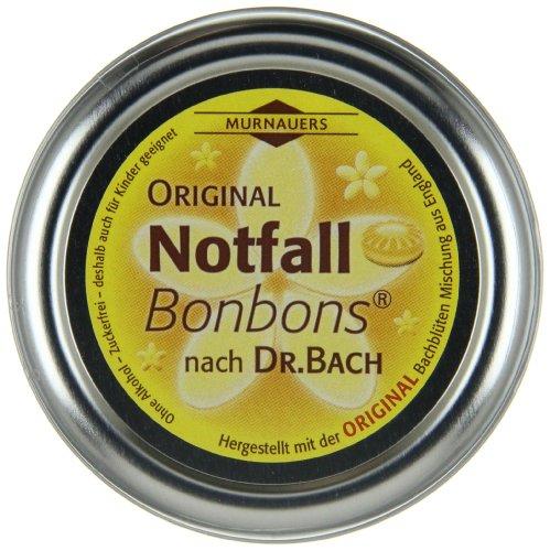 Dr. Bach Notfallbonbon mit Bachblüten 50g