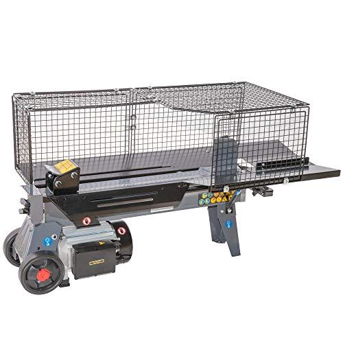 STAHLMANN® Holzspalter 7 Tonnen, mit stufenlos verstellbaren Spaltweg bis 520mm- CE zertifiziert!