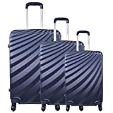 1 Valise taille moyenne ZIFEL A18 NAVY 61 cm