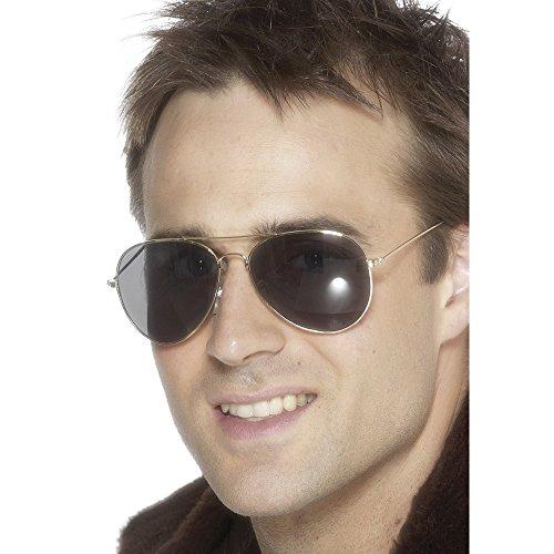 Imagen de smiffys  gafas para disfraz de aviador