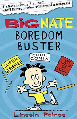 Big Nate Boredom Buster 1 (Big Nate) por Lincoln Peirce