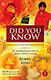 Did You Know : Vol.1 (New Revised and Expanded Edition)