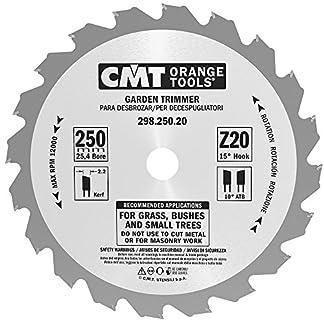CMT Orange Tools 298.250.20 – Sierra circular 250×2.2/1.4×25.4 z20 atb