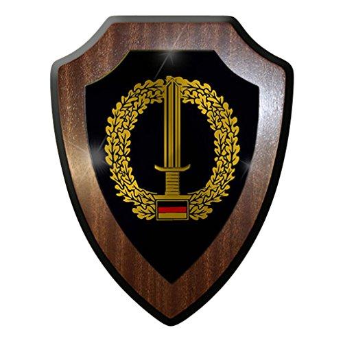 Wappenschild/Wandschild - Ksk Kommando Spezialkräfte Spezialeinheit #7395