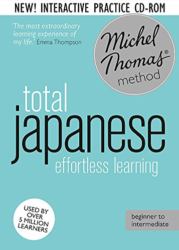 Total Japanese Foundation Course: Learn Japanese with the Michel Thomas Method (Hodder Education Publication)