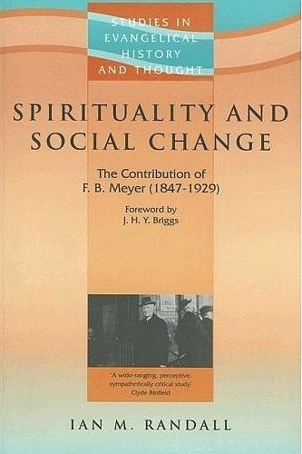 Spirituality and Social Change Cover Image