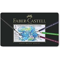 Faber Castell Albrecht Dürer, Set lápices acuarelables 36piezas