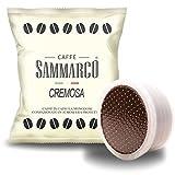 """Caffè Sammarco 100 capsules compatibles Lavazza® Espresso Point melange """"Cremosa"""" pour cafè espresso"""