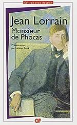 Monsieur de Phocas de Jean Lorrain
