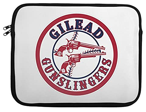 Gunslinger Girl 13 - Gilead Gunslingers Laptop Case 13
