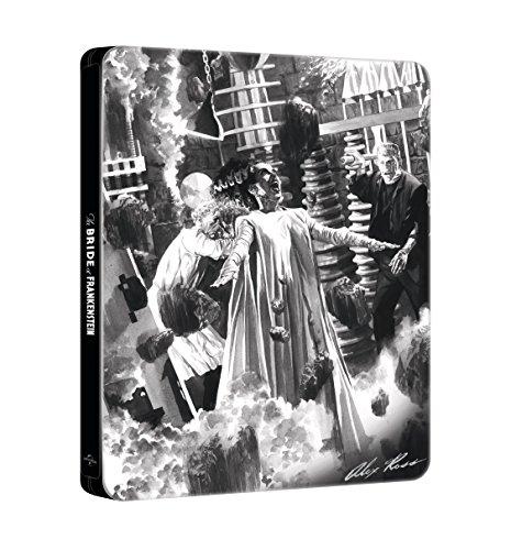 La Moglie di Frankenstein (Steelbook Edizione Limitata Alex Ross Art) (Blu-Ray)