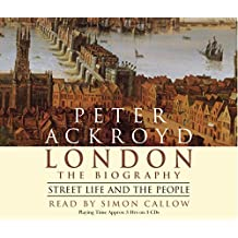 London: Street Life and the People CD