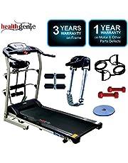 Healthgenie 6in1 Motorized Treadmill 4112M 2HP