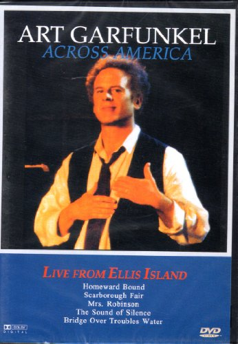 Garfunkel Art: Across America Live From Ellis Island (1996) Alle Region