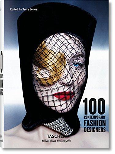 Bu-100 Contemporary Fashion Designers - Italien, Espagnol, Portugais par Jones Terry