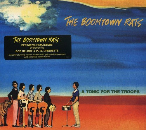 A Tonic For The Troops by The Boomtown Rats (1978)