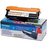Brother TN-325C Tonerpatrone cyan für Laserdrucker DCP-9055CDN/HL-4140CN/-4150CDN/-4570CDW/-4570CDWT