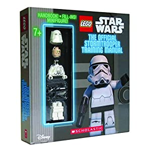 The Official Stormtrooper Training Manual Lego Outlet LEGO