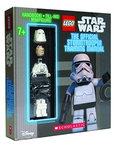 LEGO STAR WARS The Official Stormtrooper Handbook