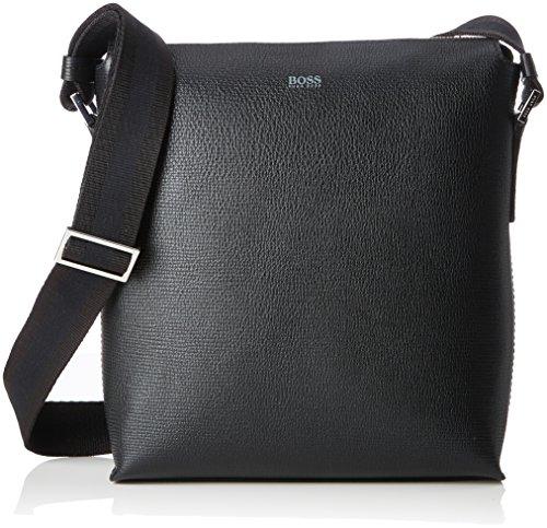 BOSS Business 50379844, Sacs portés épaule homme, Noir (Black), 8x28x26 cm (B x H T)