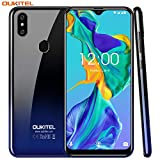 OUKITEL C15 pro Dual 4G SIM Smartphone ohne Vertrag,6.088 Zoll HD+ Waterdrop Display,Android 9.0,MT6761 Quad-core...