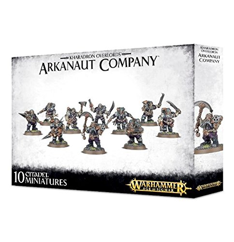 Kharadron Overlords Arkanaut Company (84-35) Grand Alliance Order -