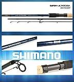 Shimano Super Ultegra AX Feeder, 4tlg. 90g 3,66m Feederrute