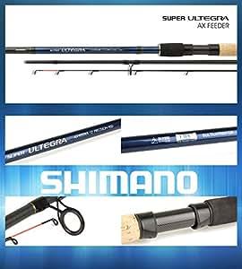 Shimano Super Ultegra AX Feeder, 4 brins 60g 3,35m Cannes feeder