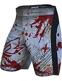 RDX MMA Short Boxe D'entraînement UFC Fightshort Combat Sport Gym Arts Martiaux Muay Thai
