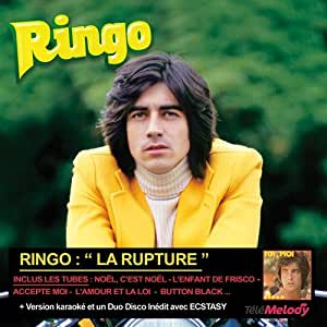 la rupture ringo musique. Black Bedroom Furniture Sets. Home Design Ideas
