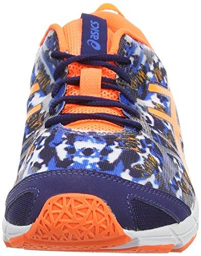 Asics Gel-hyper Tri, Herren Laufschuhe Blau (indigo Blue/hot Orange/electri 4930)